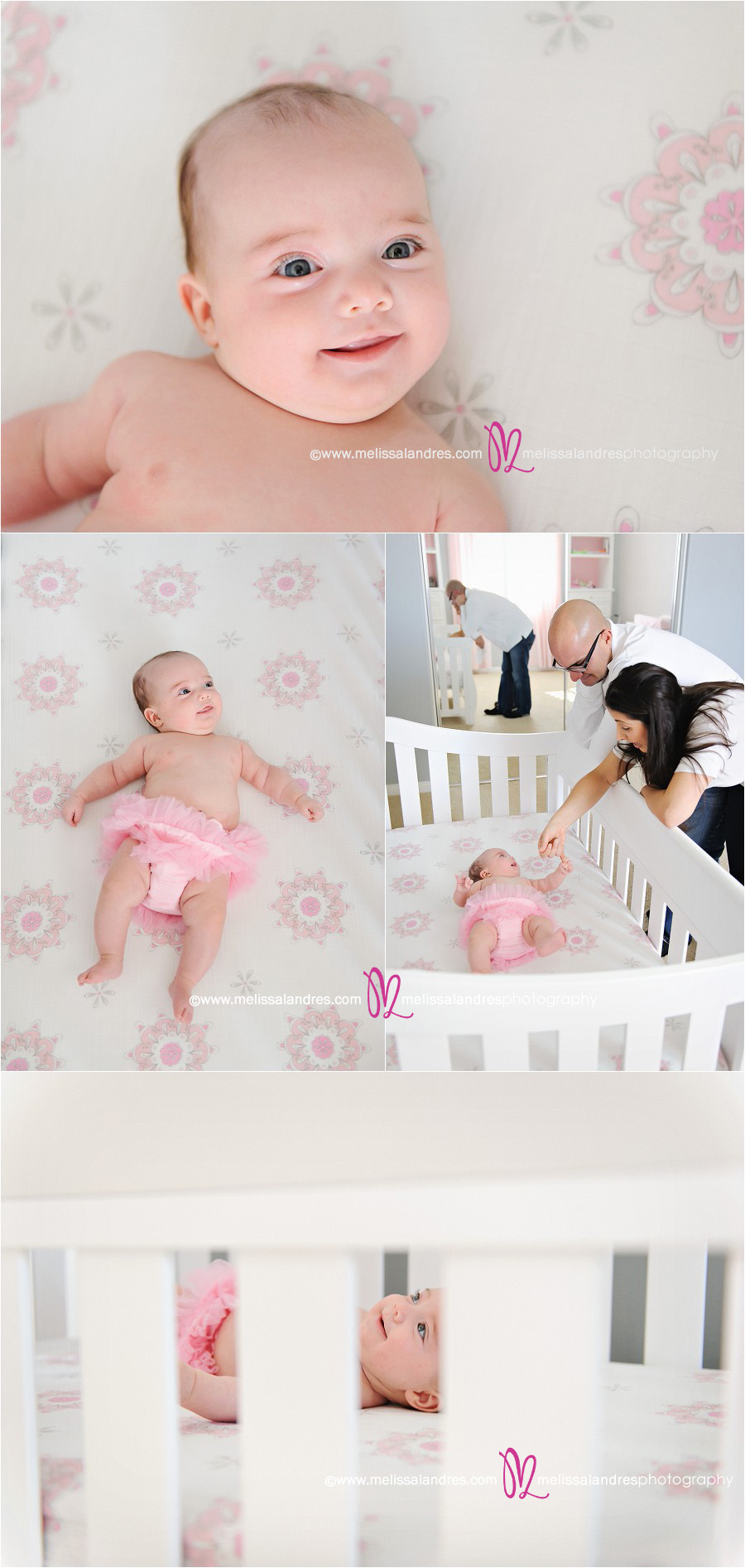 la quinta baby photographer lily 3 months old newborn baby and