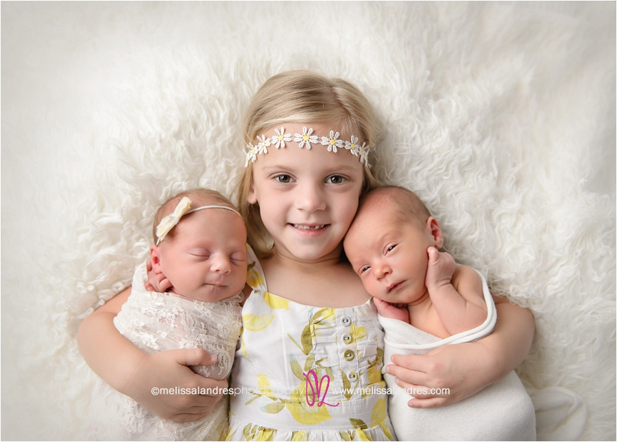 New little brother & sister { twin baby photos Rancho ...