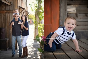 best baby photographer La Quinta, Melissa Landres Photography, cute family outdoor photos