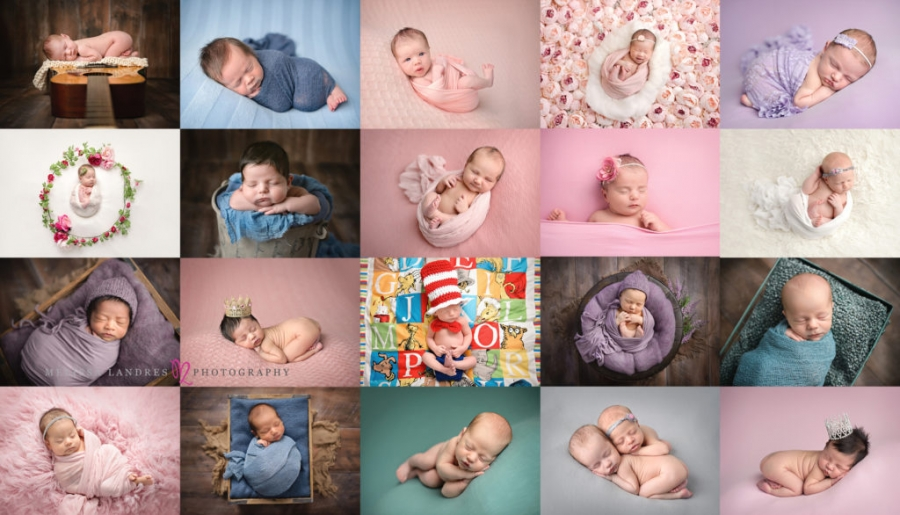 best local baby photographer Melissa Landres La Quinta