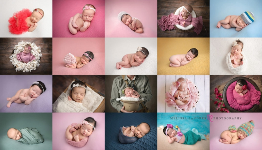 best local baby photographer Melissa Landres Palm Desert